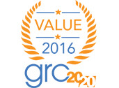 GRC 2020 Value Award - LogicManager